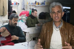 Afrin, Efrin, Rojava, Syria, Kurdistan, Amaad Yousef, economic, economy, cooperatives