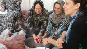 Kurdistan, Rojava, Syria, Cizire, co-operatives, cooperatives, co-operative, cooperative, co-op, co-ops, solidarity, solidarity economy, workers co-op, workers co-operative, workers cooperative, cooperative economy, women, empowerment, Hasakah