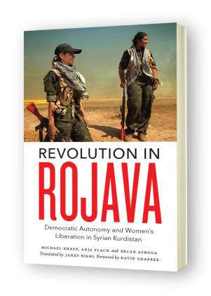 book, Kurdistan, Rojava, revolution, solidarity