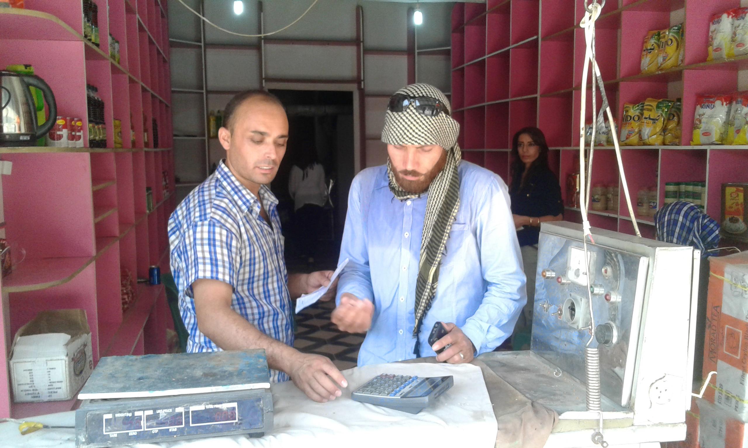 Rojava, Kurdistan, Syria, coop, cooperatives, social economy, solidarity economy, Hevgirtin, consumer cooperative