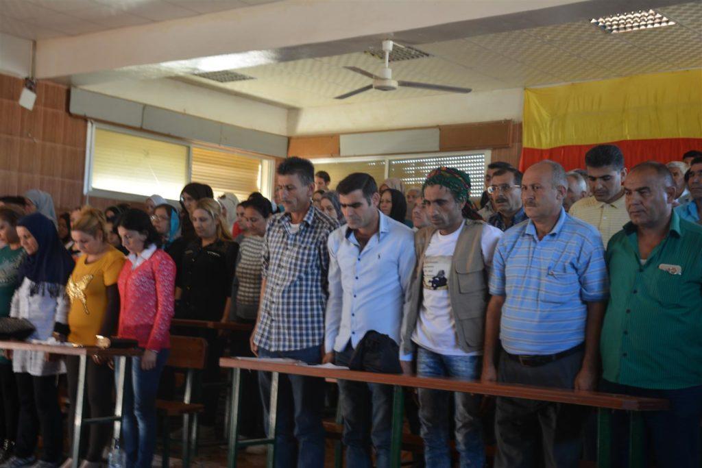 Syria, Rojava, Kurdistan, Hasakah, Hesekê, Hêsiçê, cooperatives, coops, women, economy, TEV DEM, Kongreya Star