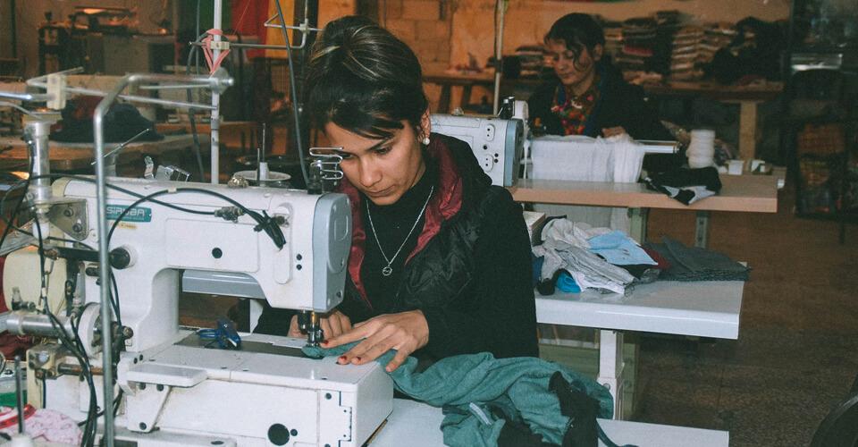 Syria, Rojava, Kurdistan, Kobanê, Kobanî, Kobani, Kobane, cooperative, women, coop, coops, Amarge