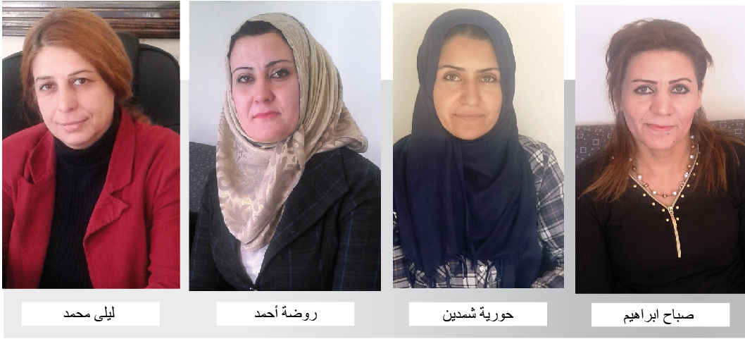 Syria, Rojava, women, cooperatives, coops