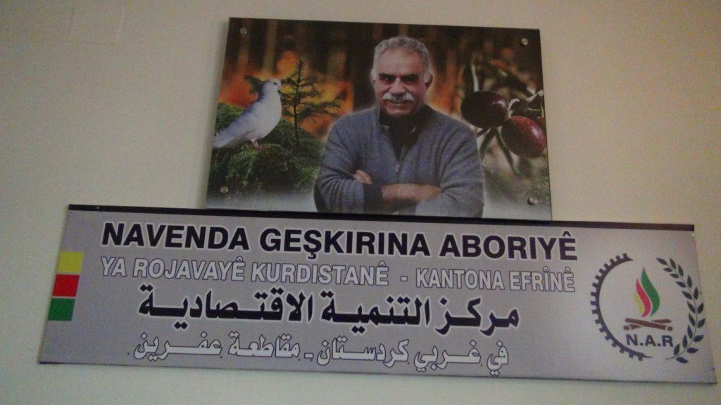 Afrin, Rojava, Syria, agriculture, cooperative, democratic confederalism, Ocalan