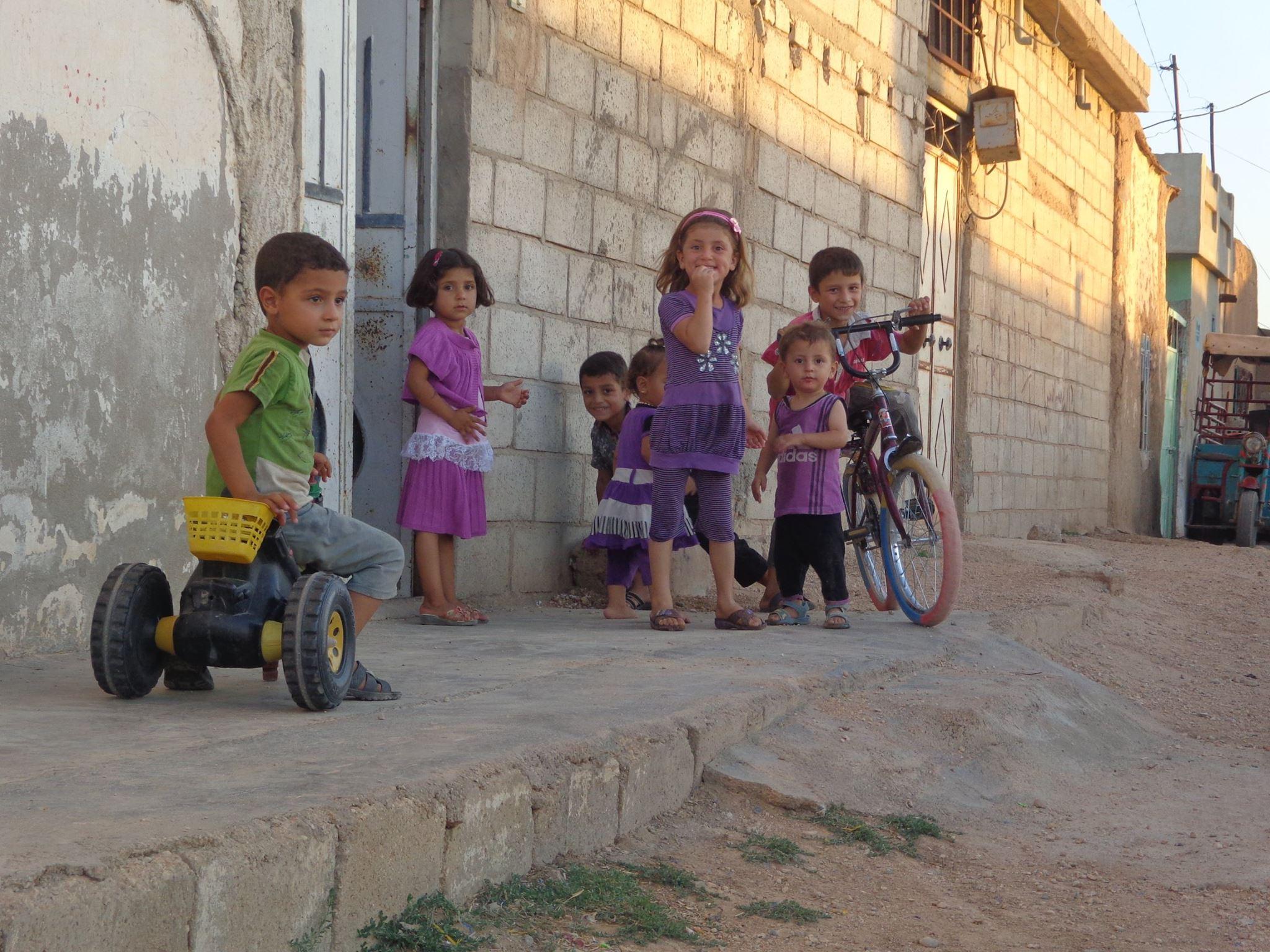 Syria, Rojava, Kurdistan, Kobane, Kobani