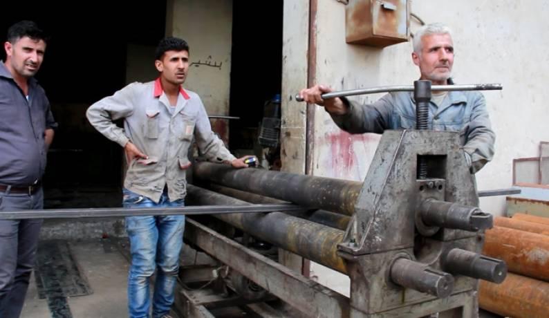Efrin, Afrin, Rojava, Syria, Kurdistan, cooperatives, economy, cooperation, commune, democratic confederalism