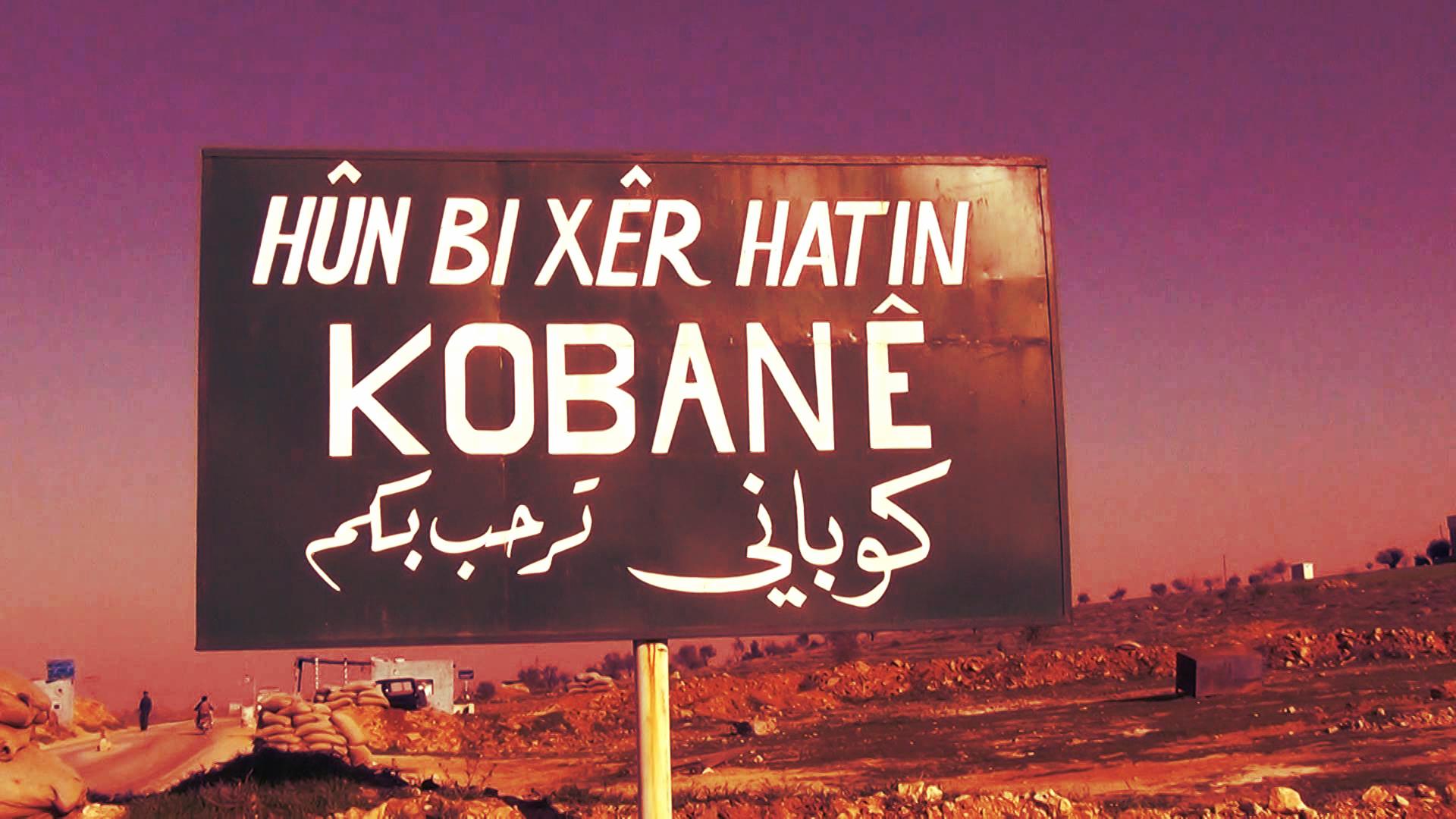 Kobane, Kobani, Syria, Rojava