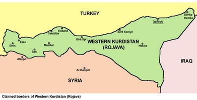 Rojava, Syria, revolution, economy, Marxism