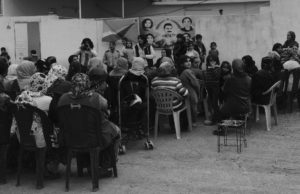 Rojava, Syria, revolution, women, jineology, coops, cooperatives, commune