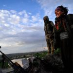 Rojava, women, Syria, Kurdistan, YPJ