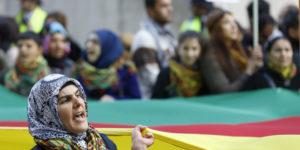 Rojava, Syria, Kurdistan, women, feminism