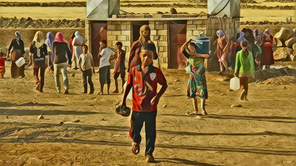 Rojava, Syria, coops, economy