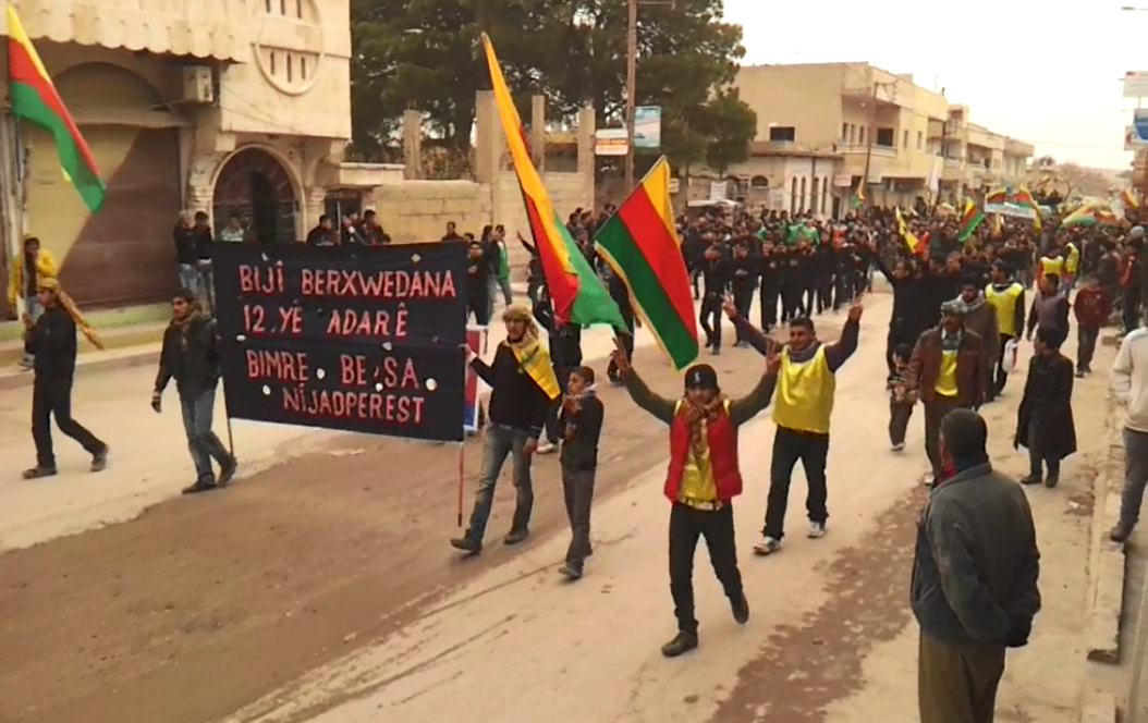 Syria, Rojava, revolution, Kurdistan, kurds, democracy