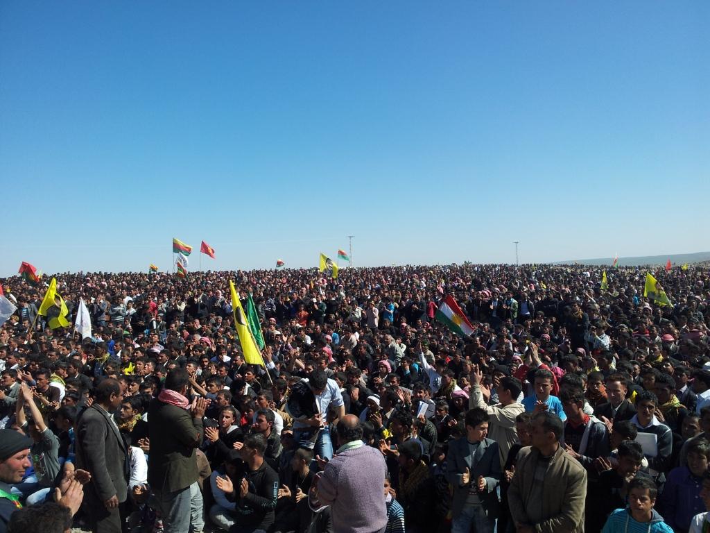 Rojava, Syria, revolution