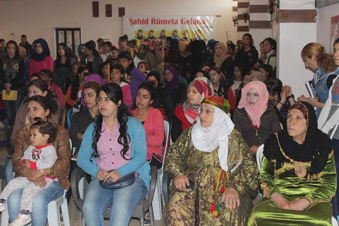 Syria, Rojava, Til Temir, commune, cooperation
