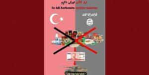 Turkey, boycott, Kurdistan, Kurdish, Kurds