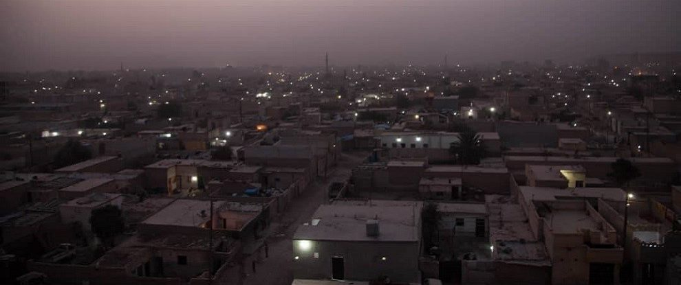 Raqqa, Rojava, Syria